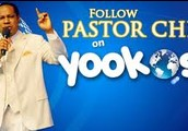 Follow Pastor Chris on yookos!