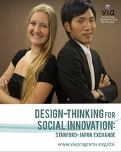 Join the VIA Programs Info Session + Design-Thinking Workshop at Rikkyo University!