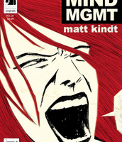 MIND MGMT: Vol. 4 The Magician by Matt Kindt