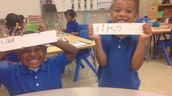 K4 Literacy Centers