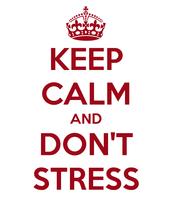 Reactive Stress Management