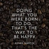 Doing A Job You Want Is The Way To Be Happy!