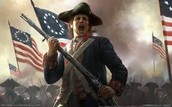 What was the American Revolution???