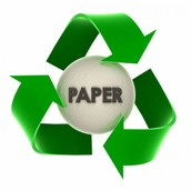 How can you help improve recycling of paper in our single stream recycling system?