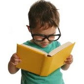 Stereotype: The gifted child is a bookworm, wears glasses and does not participate in normal children's activities.