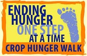 CROP Hunger Walk - October 18th
