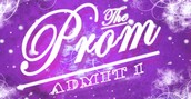 Get your Prom Ticket Here!