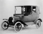 Ford Automobile 1920s