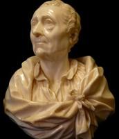 Montesquieu Statue