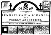 The Pennsylvania Journal and Weekly Advertiser