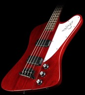 The Gibson Thunderbird bass, is available now to purchase and enjoy!