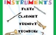 Lots of instruments to hear...