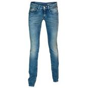 Yo llevos unos los jeans
