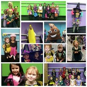 Halloween Celebration Week was a HIT!!! All of our dancers had so much fun!