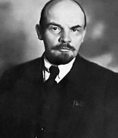 This is Vladimir Lenin.
