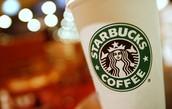 Starbucks Teachers of the Week