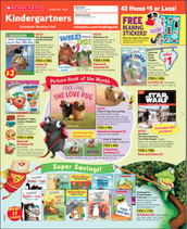 February Scholastic Book Orders are Available