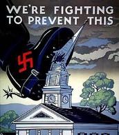 Hitler destroying religion