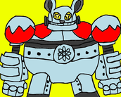 The mighty Robot