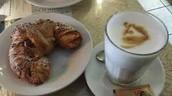 Letizia's breakfast