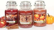 Help support 4th grade PTO events through Yankee Candle Orders!
