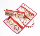 Roll with it jewellery case
