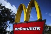 7. El restaurante de McDonalds