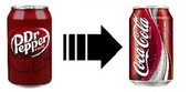 Dr. Pepper VS. Coke