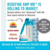 Save 20% - Get your AMP MD + Night Renewing Serum with Terrific Discount only until October 31st