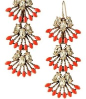 Coral Cay Earrings - were $49 now $24.50