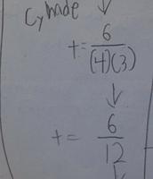 Cyanide Calculations