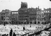 War Torn Warsaw