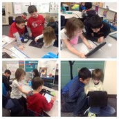 I loved seeing all of the teamwork during Hour of Code!