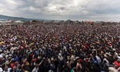 Protest in the DRC