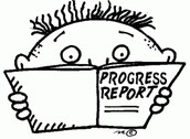 Progress Reports due 2/9
