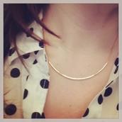 Crescent Necklace
