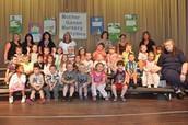Preschool graduations