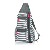 Sling Back Bag in Grey Wave 10% Off!