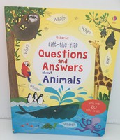 Lift-the-flap Questions and Answer about Animals