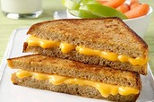 we make the best grilled cheese sandwiches you'll ever eat!