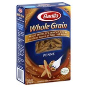 Whole Wheat Pastas