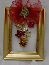 Wreaths - Picture Frame & Book Page