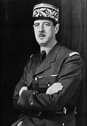 D is for De Gaulle: