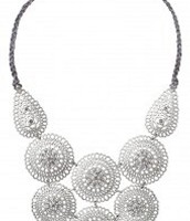 Medina bib necklace $25.00