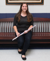 Kayla Moyers, All-State Red Band