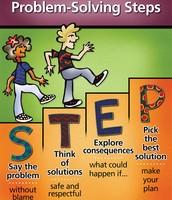 2nd Grade - Problem-Solving Steps