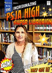 Catherine Mancillas , Librarian