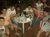¡Cena post Transicion!