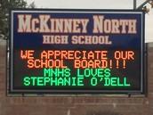 We Appreciate Our Board Members!!