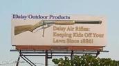 Billboard of False Needs